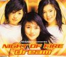 SUPER EUROBEAT presents NIGHT OF FIRE/dream