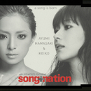 a song is born/浜崎あゆみ & KEIKO