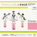 Change/Monkey Majik + 吉田兄弟