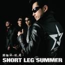 路地裏に咲く花/SHORT LEG SUMMER