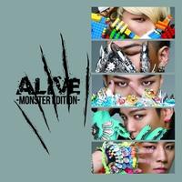ALIVE -MONSTER EDITION-/BIGBANG