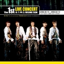 The 1st Live Concert 'Rising Sun'/東方神起(Korea)