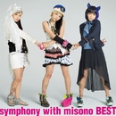 symphony with misono BEST/misono