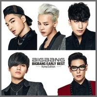 BIGBANG EARLY BEST -Korea Edition-/BIGBANG
