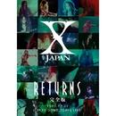 X JAPAN RETURNS 完全版 1993.12.31/X JAPAN (X)