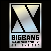 "BIGBANG JAPAN DOME TOUR 2014~2015 ""X""/BIGBANG"