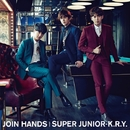 JOIN HANDS/SUPER JUNIOR-K.R.Y.