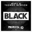 Black/MAKJ & Thomas Newson