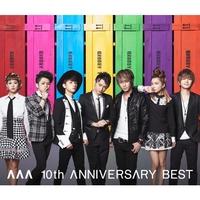 AAA 10th ANNIVERSARY BEST<Original AL>/AAA