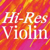 High Resolution Violin