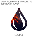 Red Heart Black -Single/Dada, Paul Harris & Dragonette