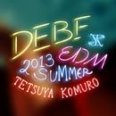DEBF EDM 2013 SUMMER/小室 哲哉