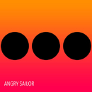 Black Three Circle/ANGRY SAILOR