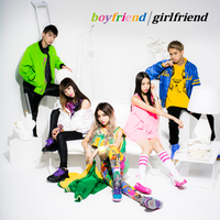 boyfriend / girlfriend
