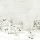 sore panorama of snowy country/gim llama