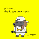 passion, thank you very much/Ggomagyun