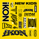 NEW KIDS : BEGIN -KR EDITION-/iKON