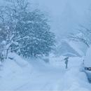 雪鳴り/野林春男