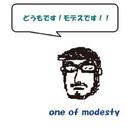 どうもです!モデスです!!/one of modesty