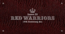 1988 KING'S ROCK'N 'ROLL SHOW -LIVE AT SEIBU STADIUM-/RED WARRIORS
