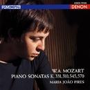 モーツァルト:ピアノ・ソナタ集 K.331, 310, 545 and 570/マリア・ジョアオ・ピリス