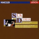 ドヴォルザーク:ピアノ三重奏曲<ドゥムキー>/第3番/スーク・トリオ
