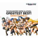 THE IDOLM@STER 765PRO ALLSTARS+ GRE@TEST BEST! -SWEET&SMILE!-/765PRO ALLSTARS+