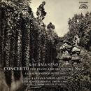 ラフマニノフ:ピアノ協奏曲第2番/タチアーナ・ニコライエワ/コンスタンチン・イワノフ指揮/チェコ・フィルハーモニー管弦楽団