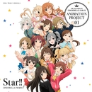 THE IDOLM@STER CINDERELLA GIRLS ANIMATION PROJECT 01 Star!!/CINDERELLA PROJECT