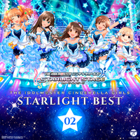 THE IDOLM@STER CINDERELLA GIRLS STARLIGHT BEST 02/V.A.