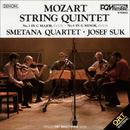 モーツァルト:弦楽五重奏曲第3&4番 (ORT)/スメタナ四重奏団、ヨゼフ・スーク