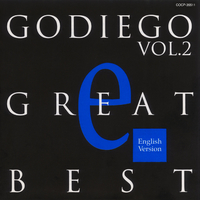 GODIEGO GREAT BEST Vol.2 -English Version- (24bit/96kHz)