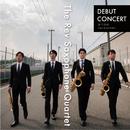 DEBUT CONCERT(96kHz/24bit)/The Rev Saxophone Quartet