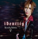 identity/Kensaku Kishida en V