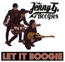 LET IT BOOGIE/Jenny G.The Boogies