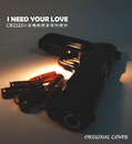 I NEED YOUR LOVE  CRISIS 公安機動捜査隊特捜班 ORIGINAL COVER/NIYARI計画