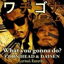 What you gonna do?/CORN HEAD&DAISEN