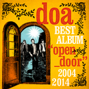 "doa BEST ALBUM ""open_door"" 2004-2014/doa"