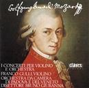 モーツァルト:ヴァイオリン協奏曲全集1/フランコ・グッリ パトヴァ室内管弦楽団 ブルーノ・ジュランナ