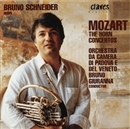 モーツァルト:4つのホルン協奏曲/ブルーノ・シュナイダー パドヴァ室内管弦楽団 ブルーノ・ジュランナ