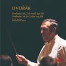 ドヴォルザーク:交響曲第7番ニ短調、交響曲第8番ト長調「イギリス」/ベルリン・シュターツカペレ(ベルリン国立歌劇場管弦楽団)