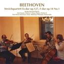 ベートーヴェン:弦楽四重奏曲第12番/弦楽四重奏曲第1番/ベルリン弦楽四重奏団