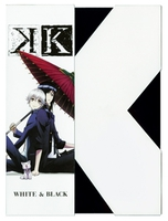 K Image Blu-ray WHITE&BLACK/TVアニメ「K」