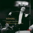 ヘンデル:二つの合奏団のための協奏曲集/マックス・ポンマー<指揮>/ライプツィヒ新バッハ合奏団(ゲヴァントハウス・バッハ・コレギウム・ムジクム)
