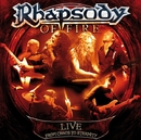 LIVE - FROM CHAOS TO ETERNITY/RHAPSODY OF FIRE