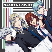 The dice are cast/QUARTET NIGHT