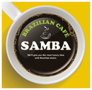 BRAZILIAN CAFE SAMBA/Various Artists