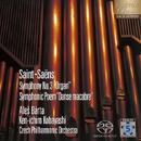 [高音質(SACD)で聴くキャニオンクラシックス名盤シリーズ]           サンサーンス/交響曲第3番「オルガン付き」&「死の舞踏」/小林研一郎(指揮)チェコ・フィルハーモニー管弦楽団