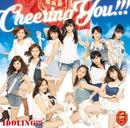 Cheering You!!!<初回盤B>/アイドリング!!!