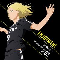 ENJOYMENT / EVERLASTING DAYS(Kazama Ver.)/風間 陣(CV:松岡禎丞)